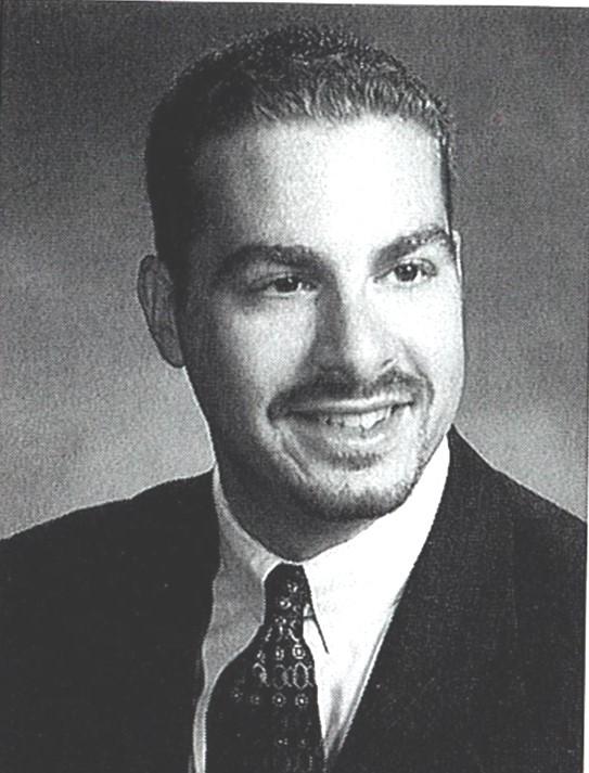 Anthony Sousou Class of 2001